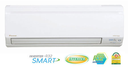 Daikin Smart Inverter-R32