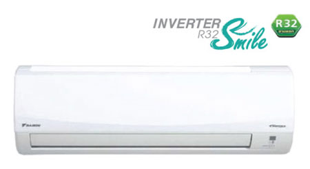 Daikin Smile Plus Inverter (R-32)